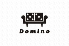 DOMINO SOFA - $400 (negotiable) http://www.stronglogos.com/product/domino-sofa #logo #design #sale #furniture #store #restaurant #media