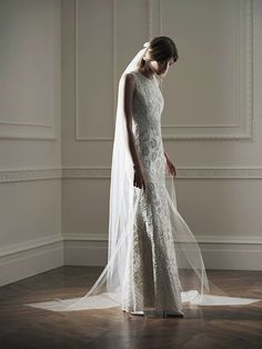 Spectacular Wedding Dresses at the Prices of Your Dreams via @WhoWhatWearUK