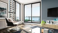 Interior Design for One Bedroom Condo Unit Lovely Plans Micro Apartment, Beautiful Bedrooms, One Bedroom, Condominium, Condos, The Unit, Interior Design, Architecture, Design Ideas
