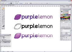 This first tutorial at Spoon Graphics covers the process of designing a logotype, this particular logo created in the tutorial is for a fictional business named Purple Lemon, which immediately suggests a modern, trendy, possibly web/internet or design related company. The tutorial covers the complete design process from conception to completion, creating a practical logotype …