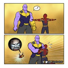 Marvel Avengers 779263541758867461 - All the Fanart and or Things I Find. ●Tumbl… # Acción # amreading # books # wattpad Source by Funny Marvel Memes, Marvel Jokes, Avengers Comics, Avengers Memes, Funny Comics, Hero Marvel, Marvel Art, Superfamily Avengers, Spideypool
