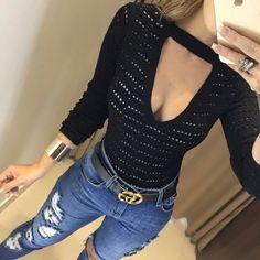 """7,663 curtidas, 59 comentários - Estação Store (@estacaostore) no Instagram: """"Body Maria Júlia {disponível para Atacado e Varejo}  Compras on line: www.estacaodamodastore.com.br…"""""""
