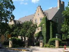 Kappa Kappa Gamma Houses: Wisconsin