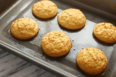 Bake up these golden Keto Biscuits for a grain-free bread you can't live without. They're like golden clouds of heaven in your mouth! Coconut Flour Recipes Keto, Coconut Flour Biscuits, Paleo Biscuits, Keto Recipes, Alkaline Recipes, Muffin Recipes, Bread Recipes, Low Carb Bread, Keto Bread