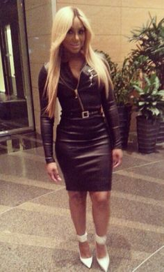 Tamar Braxton love the dress