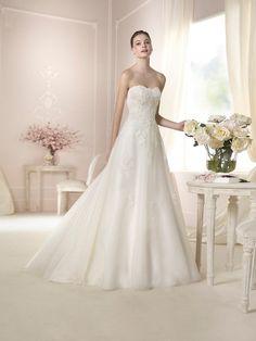 Wedding Dress Princess Darcy | Flossmann.at
