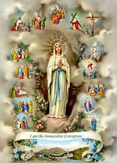 Image Jesus, Jesus Christ Images, Mama Mary, Catholic Pictures, Jesus Pictures, Mother Mary Pictures, Blessed Mother Mary, Blessed Virgin Mary, Religious Icons