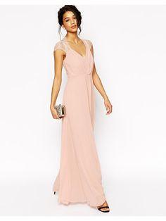 Stunning Asos Kate Lace Maxi Dress