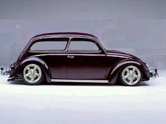 VW Beetle Wagon...