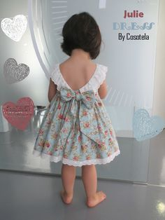 <center>Patrón Julie Dress</center> | Cosotela