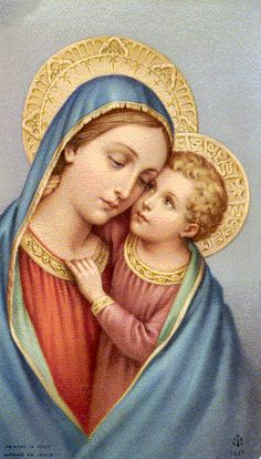 Saint Mary , Mother of Jesus