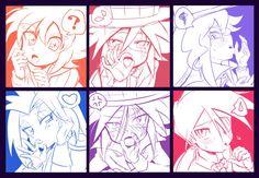 Kaitou joker yaoi :P Joker Queen, Joker Pics, Anime Eyes, Kaito, Mystery, Hero, Cartoon, Cute, Fictional Characters