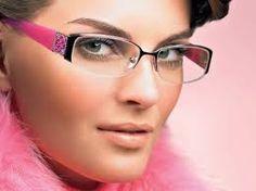 maquillaje para mujeres con lentes -