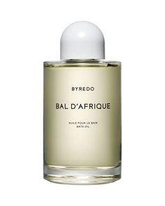 C1R4Y Byredo Bal D'Afrique Bath Oil, 250 mL