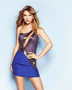 Taylor Swift For Cosmopolitan UK 2014