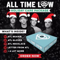 TRINTY THIS IS ALL I WANT FOR MY BIRTHDAY!!!!!!!!!!!!!!!! ALL. I. WANT. Well or you now a band member. Preferably Gerard way Alex Gaskarth Ashley Purdy Andy biersack Billie Joe Armstrong frank Iero or well you know all the bands that I like so.