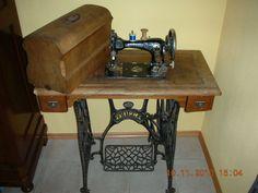 Nähmaschine antik FRIGGA.  eBay