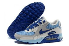 http://www.bejordans.com/free-shipping6070-off-france-nike-air-max-90-womens-running-shoes-on-sale-blue-grey-white-imwey.html FREE SHIPPING!60%-70% OFF! FRANCE NIKE AIR MAX 90 WOMENS RUNNING SHOES ON SALE BLUE GREY WHITE IMWEY Only $96.00 , Free Shipping!