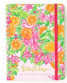 Such a pretty agenda by Lilly Pulitzer http://rstyle.me/n/jksbwnyg6