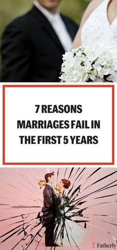 marriage break up reasons