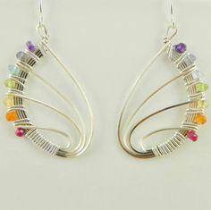Картинки по запросу wire and lace angel wings tutorial