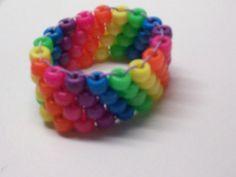 pony bead bracelet