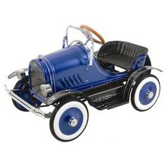 Roadster Pedal Ride-On in Blue