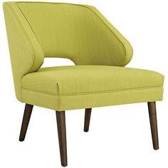 Modway Furniture Modern Dock Fabric Armchair