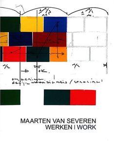 Maarten Van Severen: Work: Maarten Van Severen