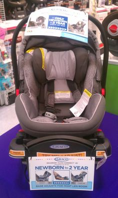 SnugRide® Click Connect™ 40 Infant Car Seat, Knight - Graco | oOo ...