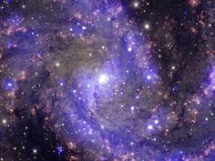 A NASA divulga 8 imagens inéditas do espaço