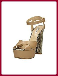 Tiffi P23 Sandalen Damen Beige, Größe 39 - Sandalen für frauen (*Partner-Link)