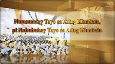 Namamatay Tayo sa Ating Kinakain, at Nabubuhay Tayo sa Ating Kinakain▶Pa...