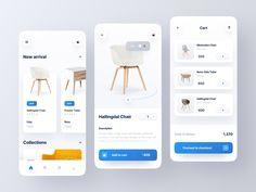 Furniture e-commerce App