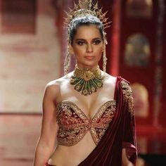 Kangana Ranaut set to play Jhansi Ki Rani - http://india24hourslive.com/kangana-ranaut-set-to-play-jhansi-ki-rani/