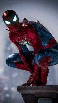 Spiderman Pictures, Spiderman Movie, Spiderman Spider, Amazing Spiderman, Spiderman Marvel, Iron Man Art, Iron Man Wallpaper, Iron Man Avengers, Avengers Wallpaper