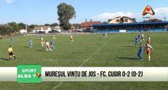 Muresul Vintu De Jos – FC Cugir 0-2 (0-2)