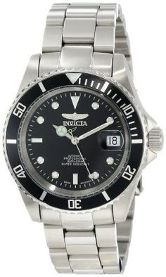 #Invicta Men's 9937 Pro Diver Collection Coin-Edge Swiss Automatic Watch