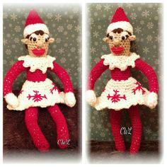 Mrs elf on the shelf x