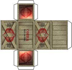 Operation H.I.S.S. cobra Crate