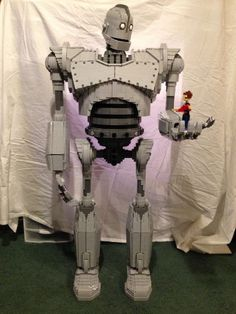 The Iron Giant By Benjamin Kobold at MOCPages.com