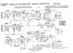 fender vibrolux reverb aa864 schematic wiring diagram portal u2022 rh getcircuitdiagram today fender deluxe reverb manual fender vibrolux reverb schematic