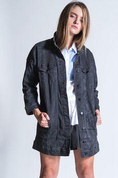 Koshka - Just Female 'Isaak' Jacket, $110.00 (http://www.shopkoshka.com/new-in/just-female-isaak-jacket/)