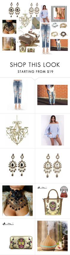 """What a Girl Wants"" by vintagecountrycouture31560 ❤ liked on Polyvore featuring Montana West"