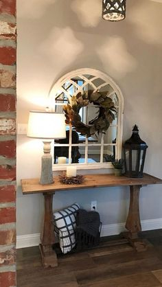 Gorgeous Entryway Entry Table Ideas Designed With Every Style entry table decor, entry table diy,entry table christmas decor, entry table decor modern Home Decor Bedroom, Living Room Decor, Diy Home Decor, Living Rooms, Diy Bedroom, Bedroom Table, Condo Living, Apartment Entryway, Entryway Decor