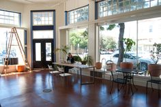 "10 Cool Alternatives To The Coffee-Shop ""Office"" #refinery29"