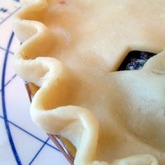 Pie crust using Shortening