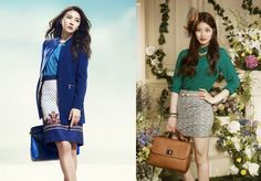 2013 Korean fall fashion