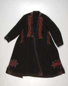 Eesti muuseumide veebivärav - Helme kihelkonnas kogutud pikk-kuub ERM 3656 Folk Costume, Costumes, 7 Continents, Swedish Design, Folklore, Genealogy, Evolution, Cold Shoulder Dress, Tunic Tops