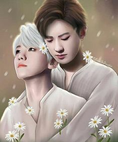 Read from the story Wild Skin (chanbaek, Yoonmin. Baekhyun 'S pov. Baekhyun Fanart, Chanbaek Fanart, Exo Chanbaek, Park Chanyeol Exo, Kpop Fanart, Exo Anime, Chibi Wallpaper, Exo Couple, Exo Fan Art